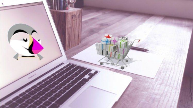 Tienda una online con Prestashop